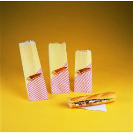 Sandwichzakken met standaarddruk (Lux Pack)