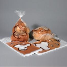 Plastiek broodzakken (HDPE)