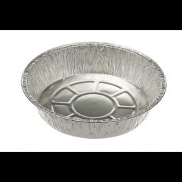 Ronde aluminium bakjes 725cc  - 185mm