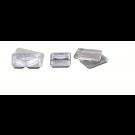 Aluminium Bakjes 3-vaks
