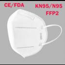 Professioneel mondmaskers FFP2